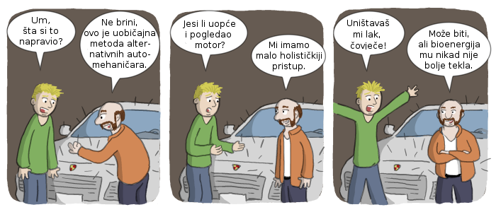Alternativni automehaničar