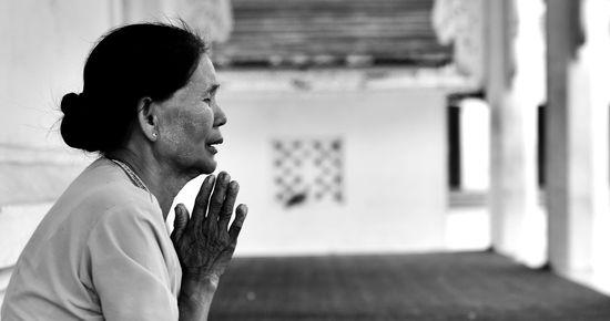 Molitva za prošlo svršeno vrijeme