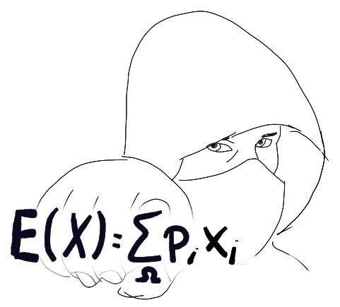 Ovaj tip u pljačku nosi matematičke formule