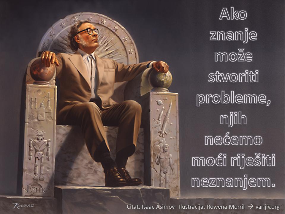 Isaac Asimov o neznanju